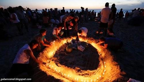 Keunikan Ritual Bayar Ufti Kepada Dewi Laut di Uruguay