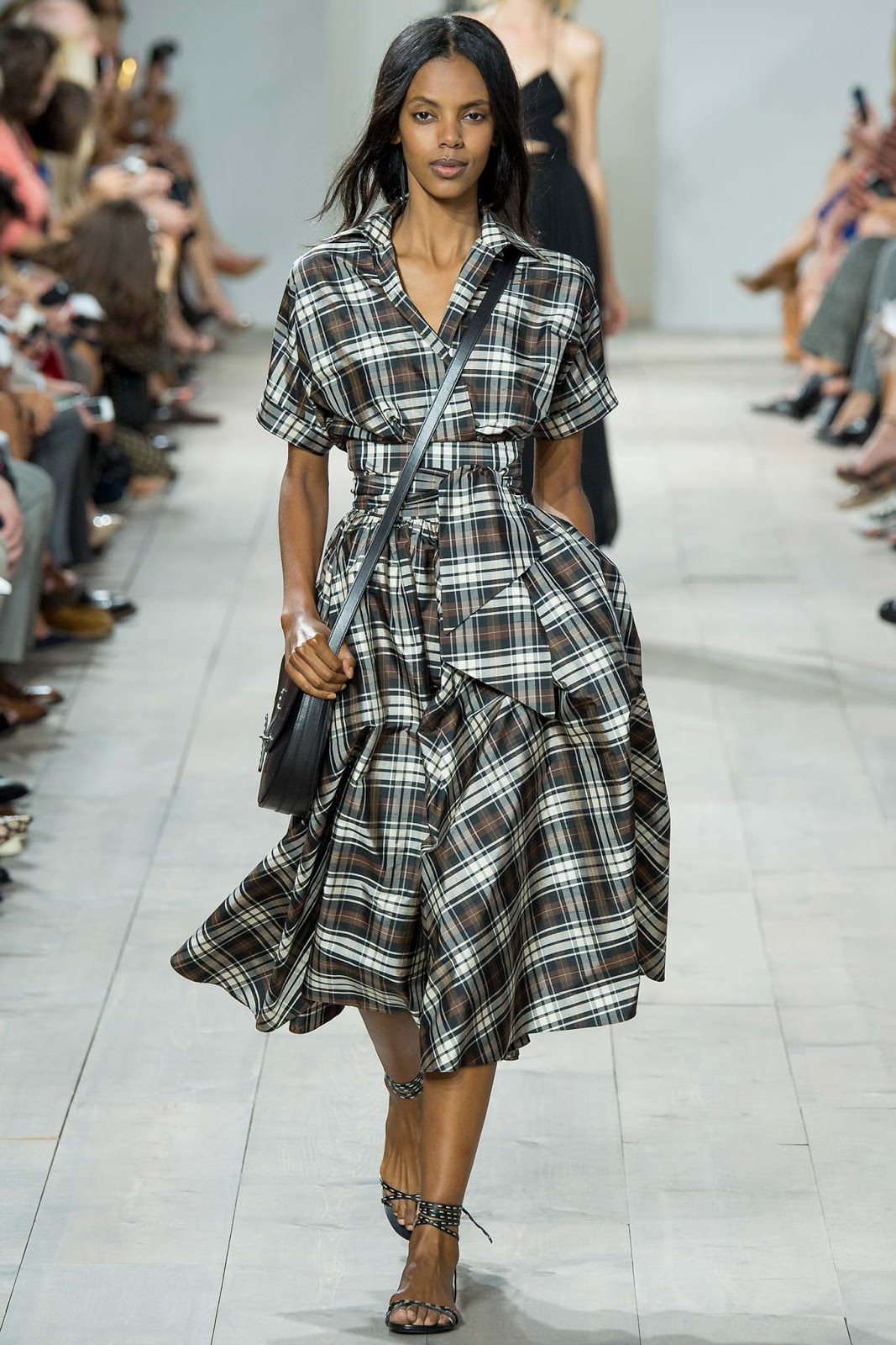 spring/summer 2015 trends / shirtdress / history of shirt dress / michael kors spring 2015 / via fashioned by love british fashion blog