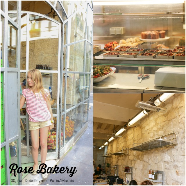 Frühstücken in der Rose Bakery Paris Marais