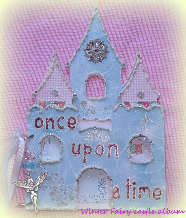 Winter Fairy Castle Mini Album