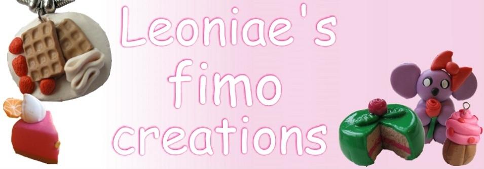 Leoniae's fimo creations