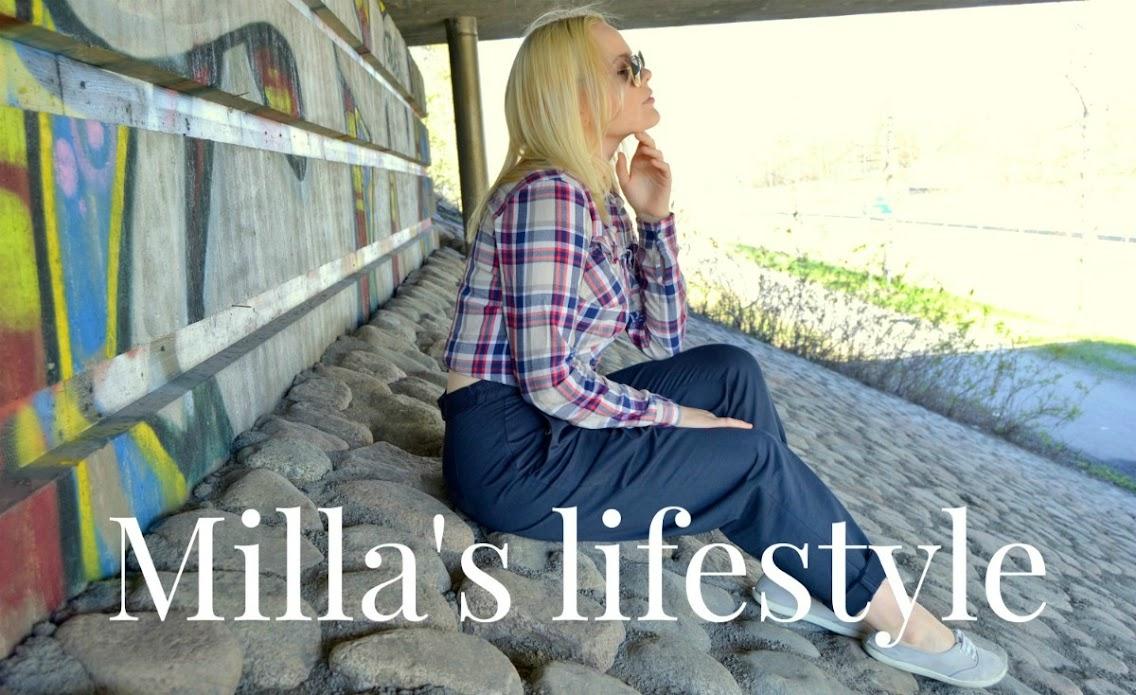Milla's lifestyle