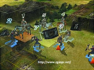 Download Game Dynasty Tactics For PC Full Version ZGASPC