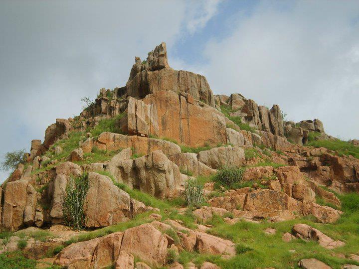 Indus Valley Civilization(Colours Of Sindh): Karoonjhar