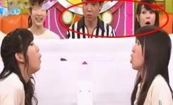 2 Girls, 1 Cockroach In A Bizarre Japanese Gameshow