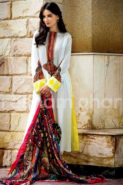 Resham Ghar Spring-Summer 2014-2015