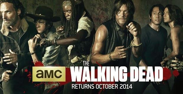 migliori serie tv, serie tv preferite, the walking dead