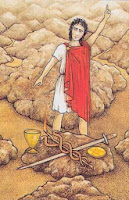 O Mago, Tarot Mitológico
