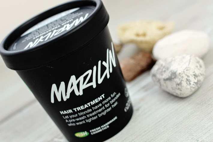 Lush Cosmetics Marilyn Hair Treatment