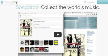 Songdrop escucha musica online gratis - www.dominioblogger.com