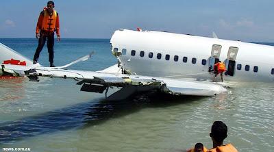 Fenomena Sebelum Lion Air Jatuh