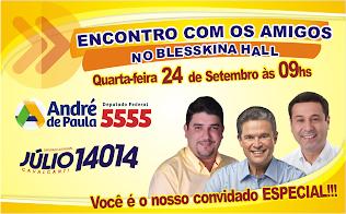 ENCONTRO COM OS AMIGOS DE JONAS CAMÊLO