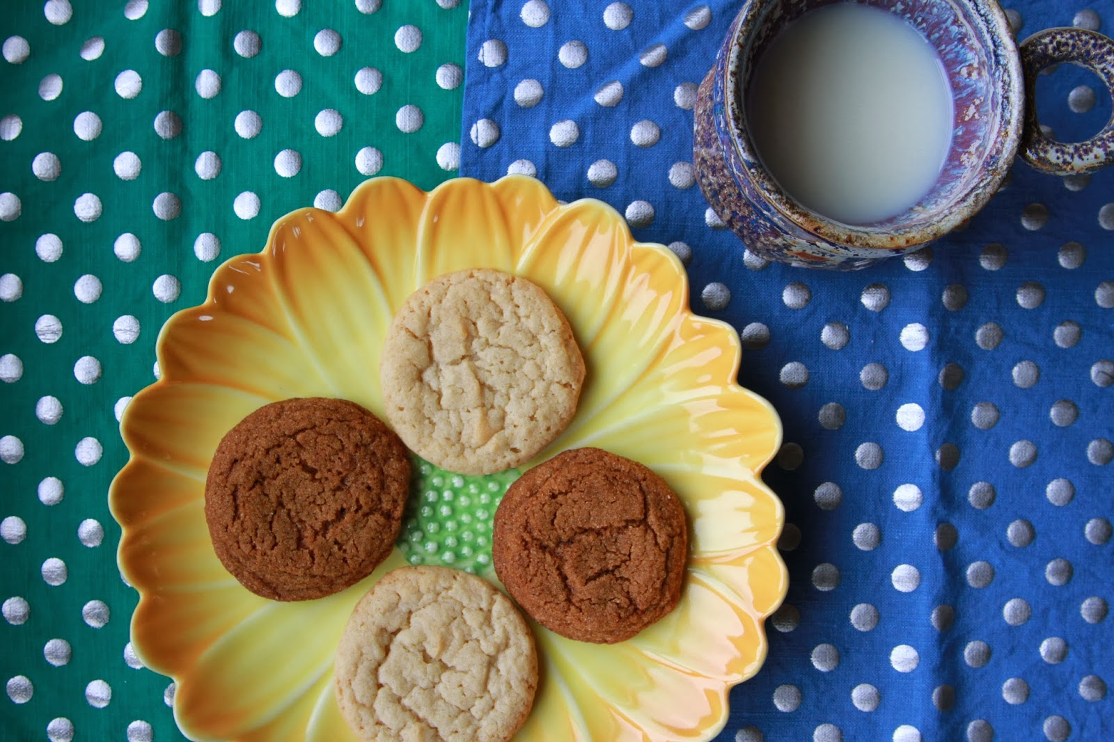 Watch Spicy Almond-Molasses Freezer Cookies video