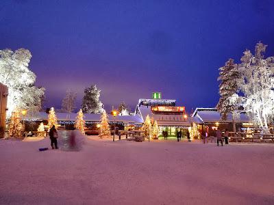 Santa Claus Village Amusement Park