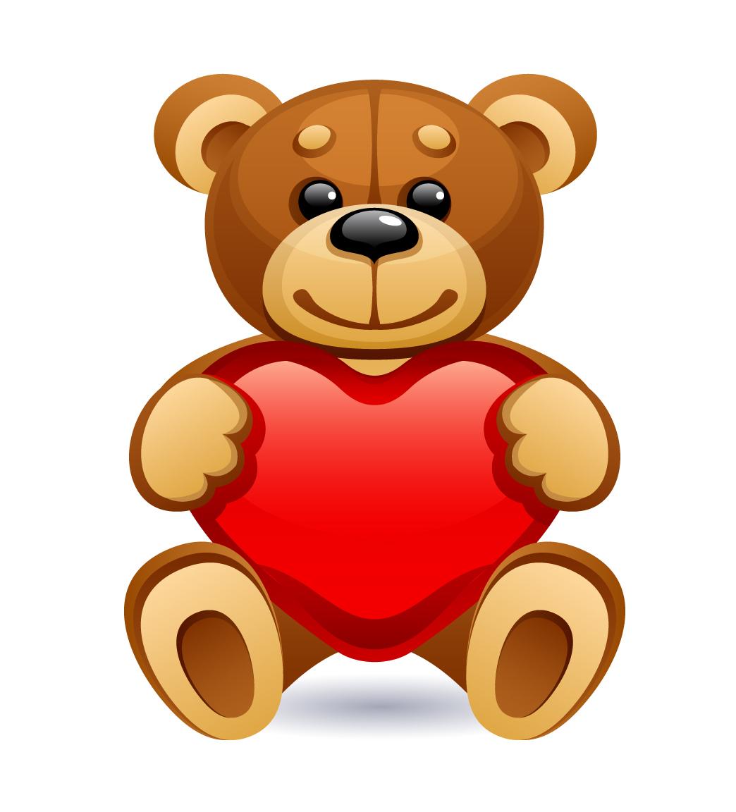 Dibujos de corazones para San Valentín ~ Dibujos para Niños