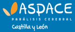 ASPACE Castilla y León: Logo y enlace al sitio web