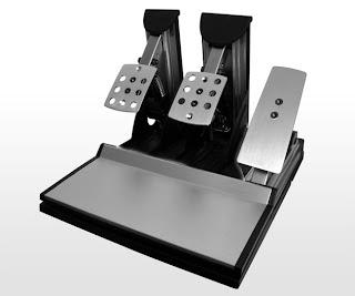 Pedales volante rfactor Fanatec CSR Elite Wheel