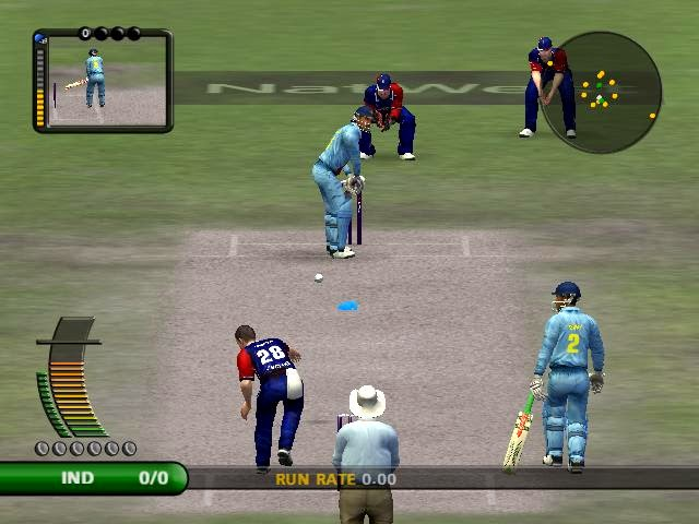 EA Cricket 07 PC Game Free Download Full Version