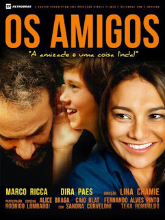 Os Amigos - DVDRip Nacional