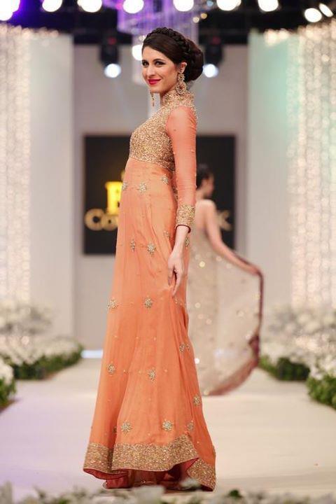 Pakistani Bridal Wear Dresses