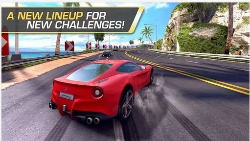 Best racing games for android asphalt