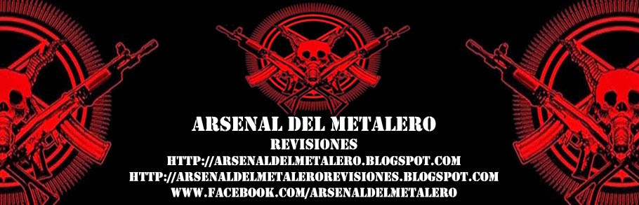 Arsenal Del Metalero Revisiones