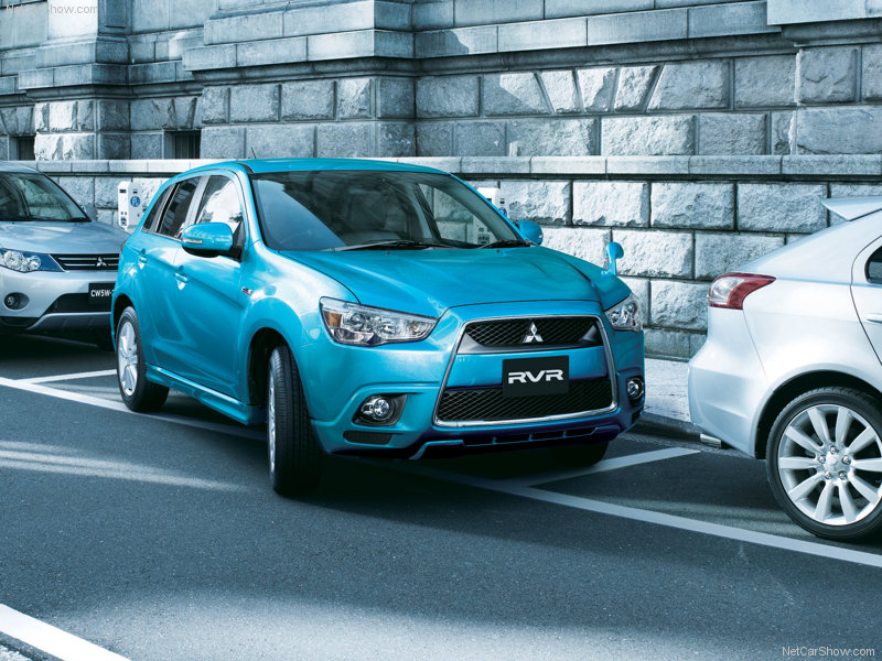 2011 the New Mitsubishi RVR