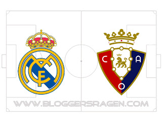 Prediksi Pertandingan Osasuna vs Real Madrid