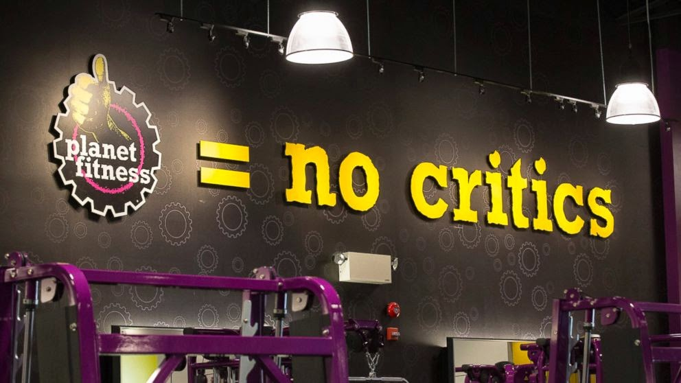 Planet fitness locker room policy : Revokes woman39;s membership after