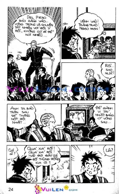 Jindodinho - Đường Dẫn Đến Khung Thành III Tập 66 page 24 Congtruyen24h