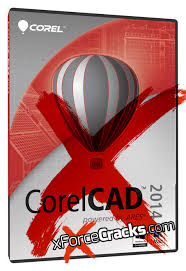 CorelCAD 2014 Product Key with Crack Full Version Free Download