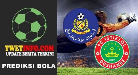Prediksi Pahang vs Istiqlol, AFC Cup 16-09-2015