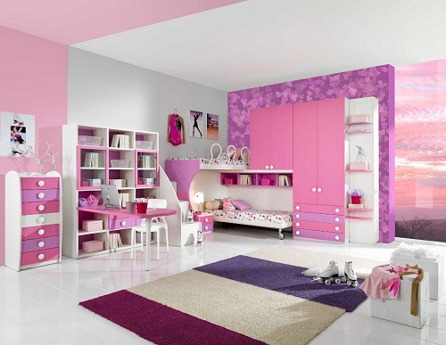 Kids Bedroom Furniture Girls Rustic Bedroom Furniture