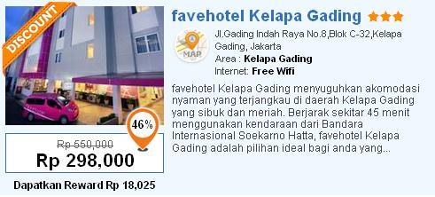 Inilah Daftar Hotel Di Jakarta Utara Yang Murah Dan Bagus