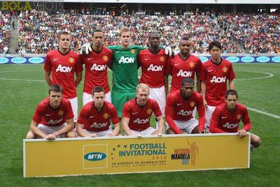 Daftar Terlengkap Dan Terbaru Pemain Manchester United