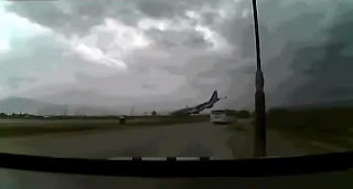 Crash Un Boeing 747  en Afghanistan
