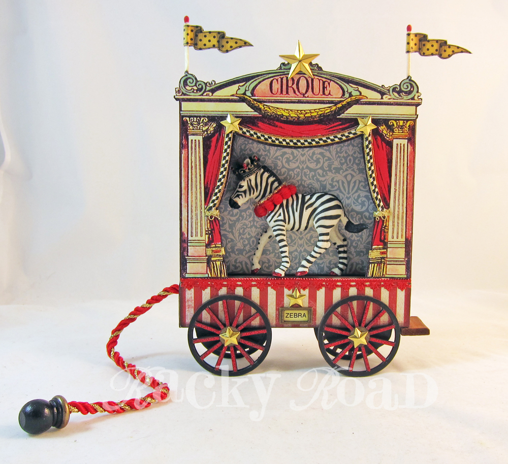 The Circus Is In Town! For Aplete List Of Supplies, Click Here