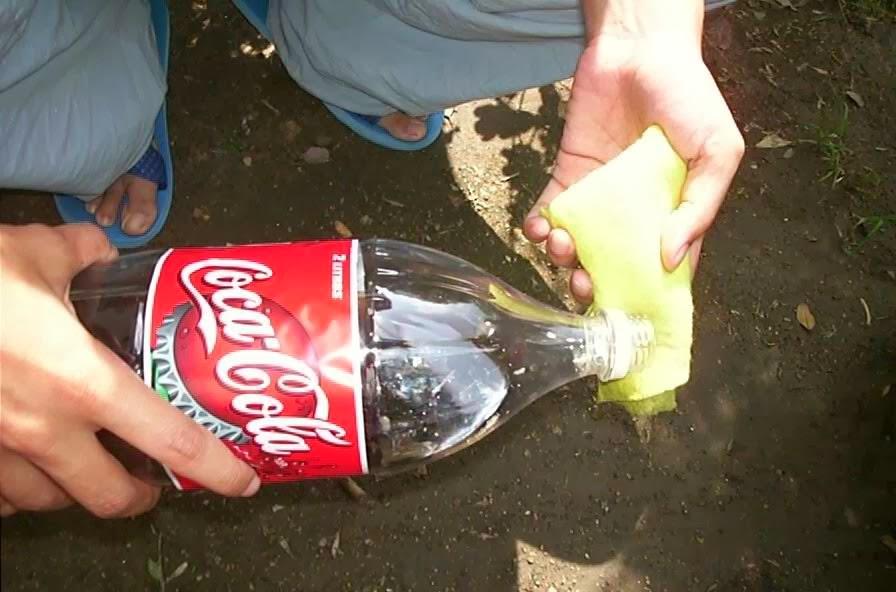 Sab as que para lo que sirve la coca cola - Quitar oxido coca cola ...