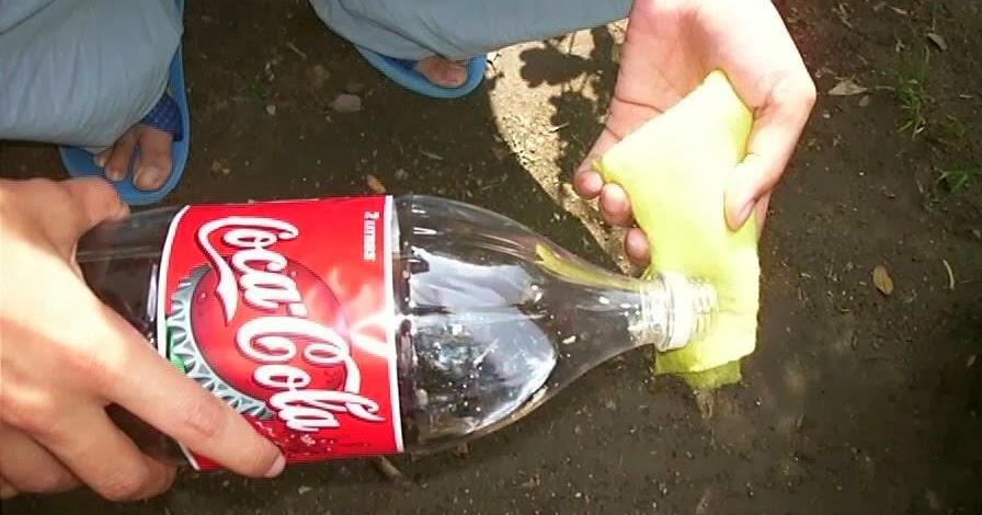 Sab as que para lo que sirve la coca cola - Quitar oxido inodoro ...
