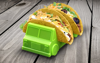 Image: TACO TRUCK Taco Holder - Shop USA