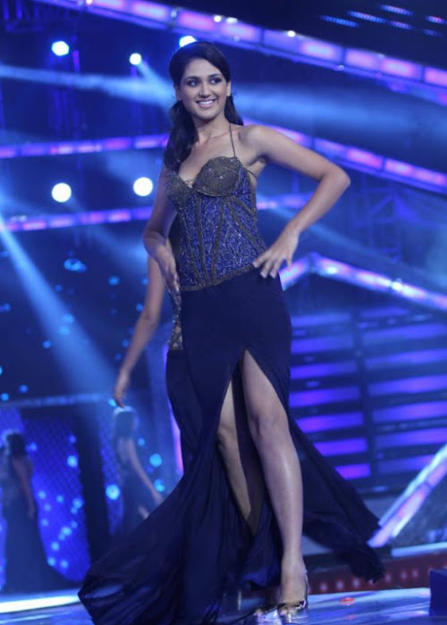 femina miss india 2012 unseen pics