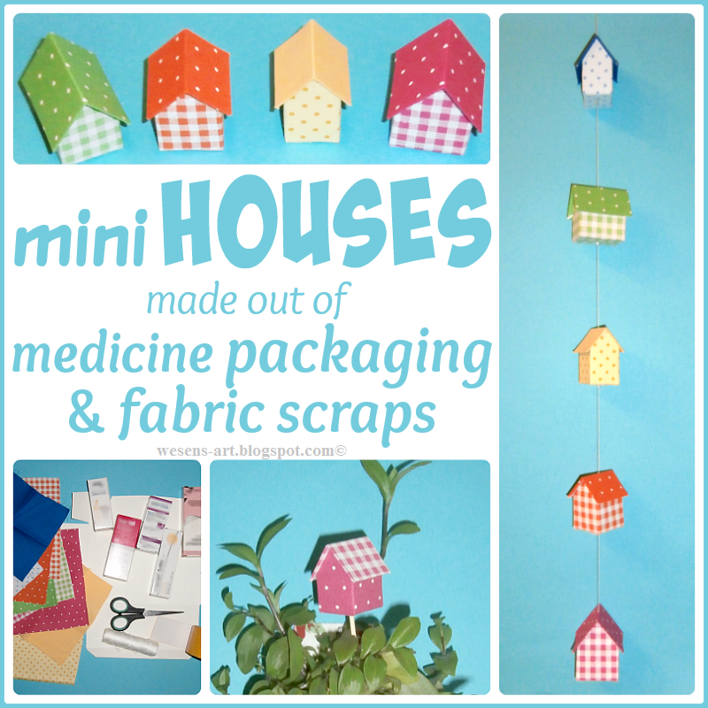 miniHouses wesens-art.blogspot.com