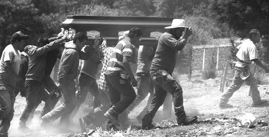 CNI y EZLN condenan ataque a comunidad purépecha de Arantepacua