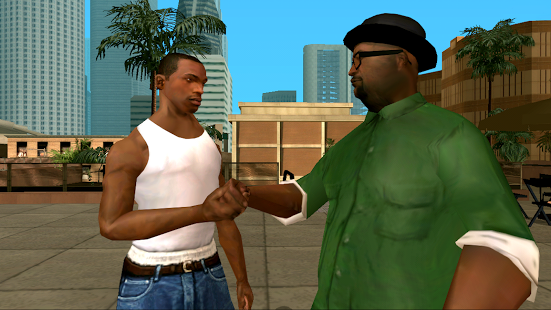 Grand Theft Auto: San Andreas v1.07