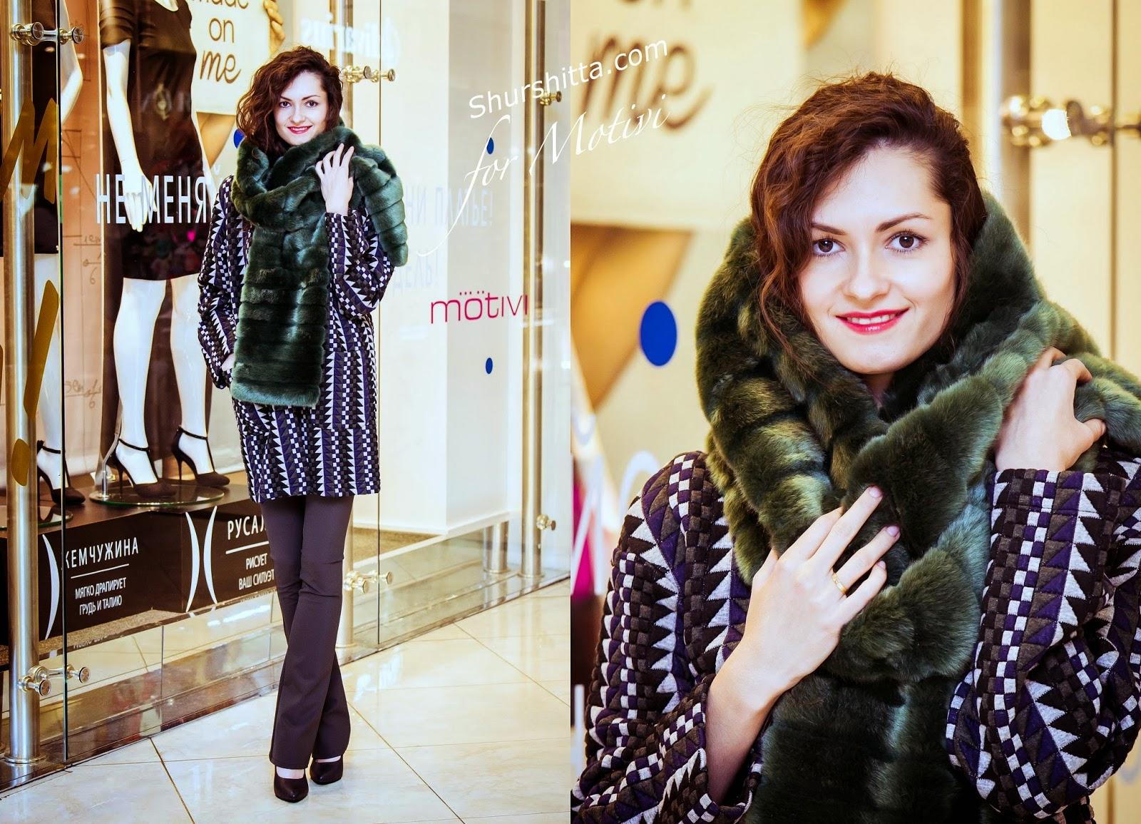 Анастасия Грибач и Motivi для проекта Made On Me