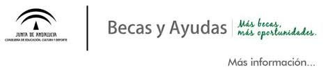 Portal de Becas y Ayudas Junta de Andalucía