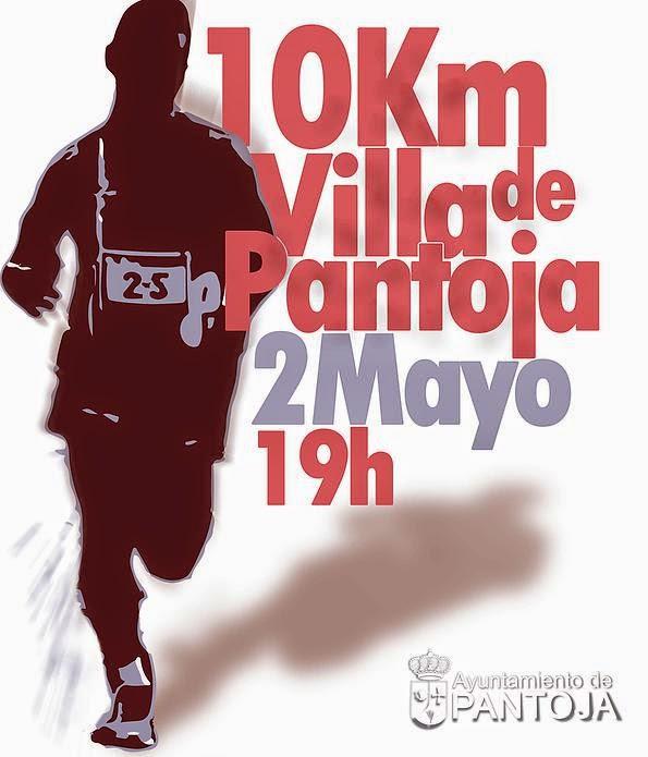 10 km Villa de Pantoja 2015