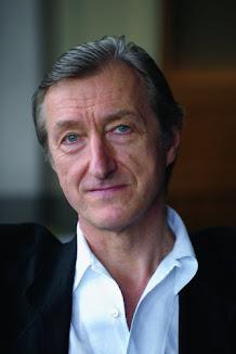 Author, Julian Barnes
