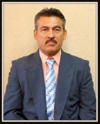 Profr. Fermín Borbón Cota. Secretario Gral. de la Sección 28 del SNTE.