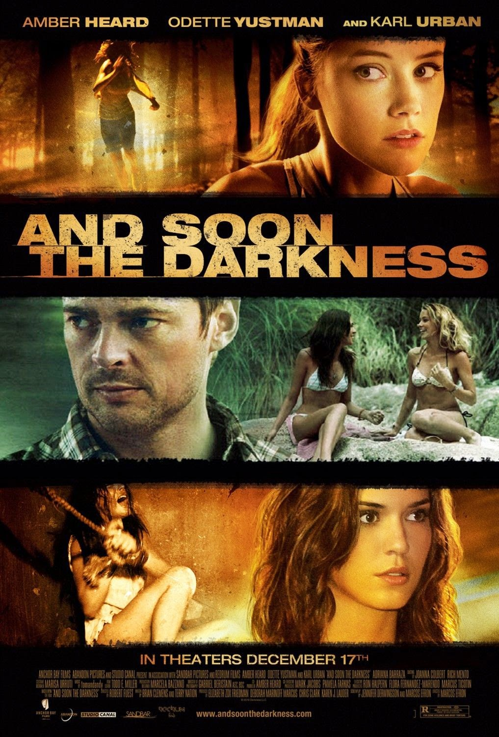 Ngay Trong Bóng Tối - And Soon The Darkness (2011) Poster